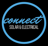 Connect Solar & Electrical Logo